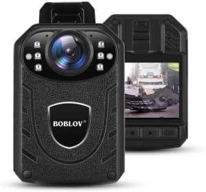 The BOBLOV KJ21 Body Cam