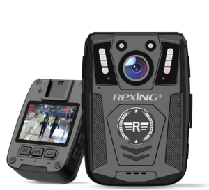 The Rexing P1 Body Cam