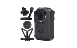 body cam with provided equipment